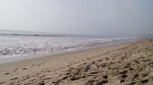 Strand bei Santa Monica Los Angeles