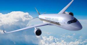 Singapore Airlines - längste Nonstop Flug der Welt