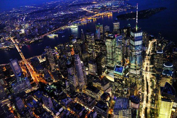 Mit Singapore Airlines nach New York