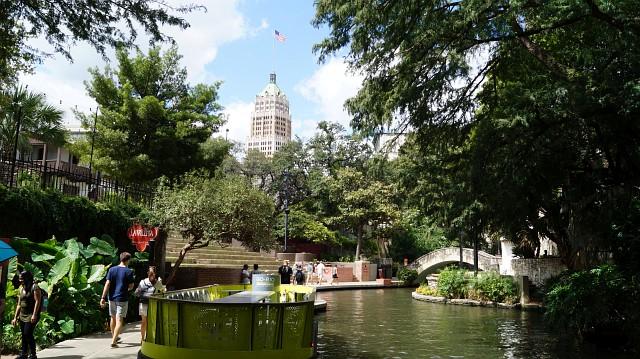 In San Antonio gebührenfrei Geld abheben