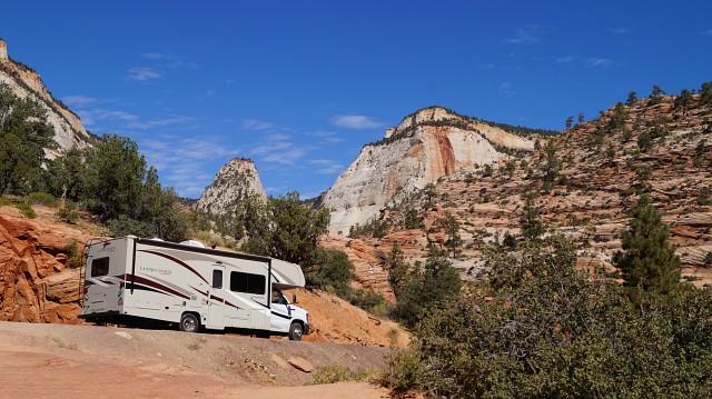 Utah Zion Nationalpark