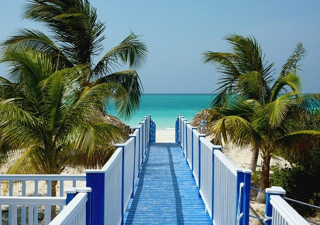 Meer in Kuba