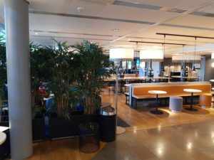 SAS Business Lounge Oslo