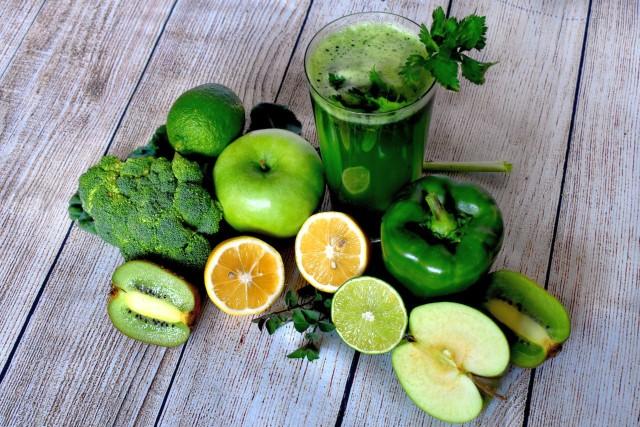 Detox Kuren mit Gemüse