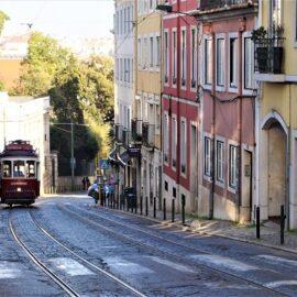 Lissabon mit Handicap